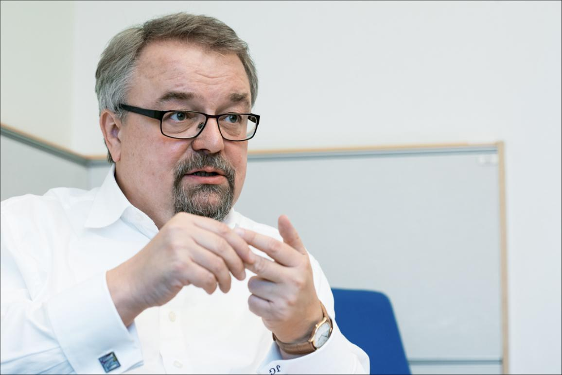 Interview with Jens Geier - Vice-President of the Committee on Budget