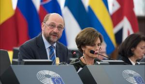 Opening of October II Plenary session of the European Parliament
