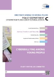 Cyber bullying among young people