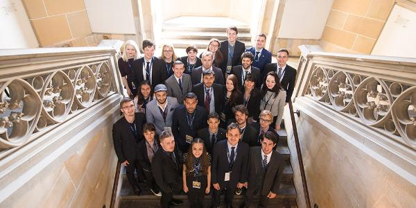Charlemagne Youth Prize winners in 2016