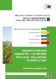 Study CAP Reform Post 2020