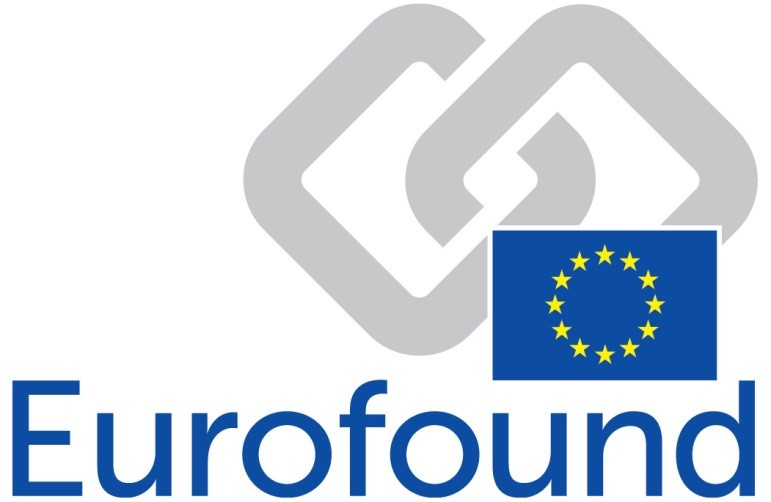 Logo European Foundation for Living and Working Conditions-Eurofound