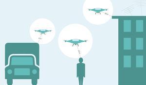 Dronai: faktai ir skaičiai