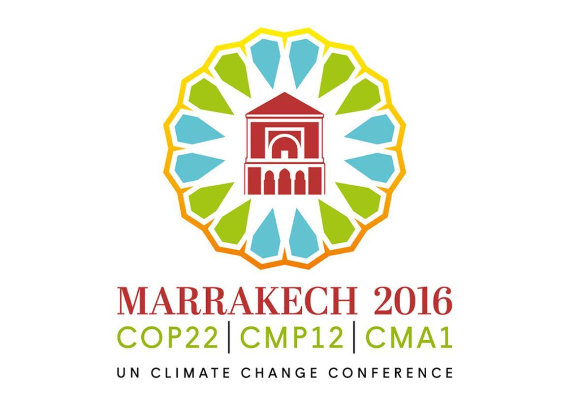 Logo conferencie COP22