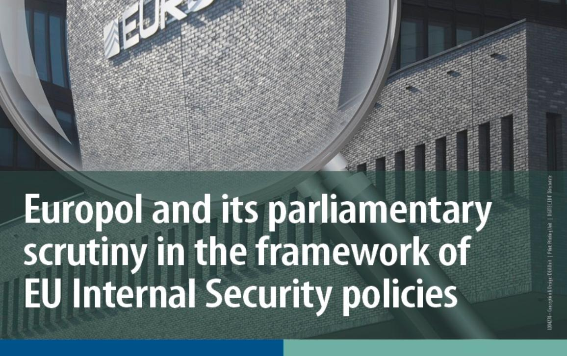 Europol and its parliamentary scrutiny