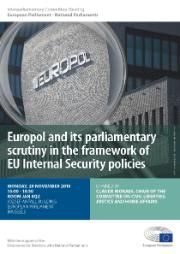 Europol and its parliamentary scrutiny