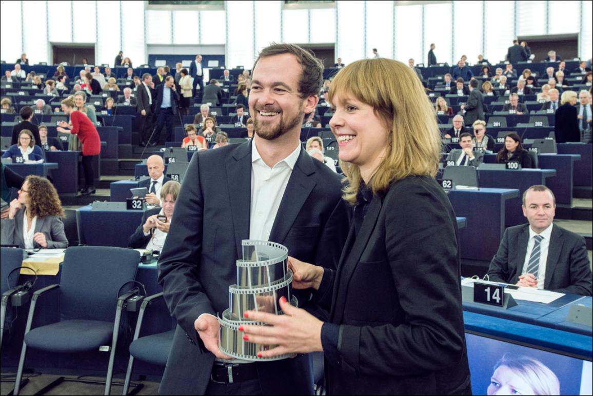 """Toni Erdmann"" by Maren Ade is the winner of the 10th edition of the LUX Film Prize"