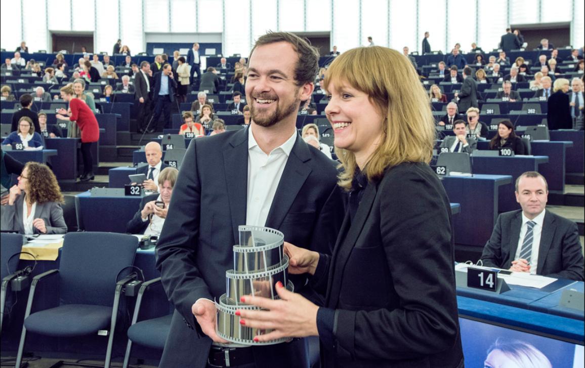 Maren Ade in eden izmed producentov, Jonas Dornbach