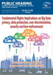 Hearing on Big Data