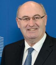 Agriculture Commissioner Phil Hogan