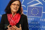 Trade Commissioner Cecilia Malmström