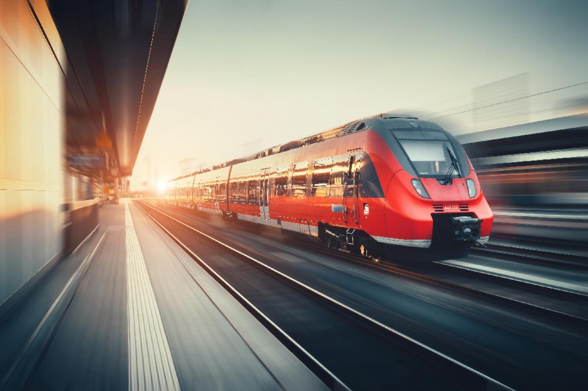 PR train package ©AP Images/European Union-EP