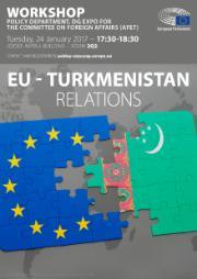 Poster: EU-Turkmenistan Workshop_EN