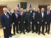 EP Delegation to Israel, West Bank and Jordan