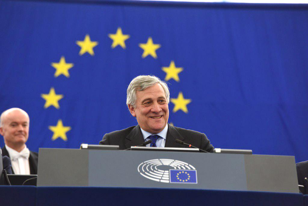 Ευρωπαϊκό Κοινοβούλιο: Νέος πρόεδρος ο Ιταλός A. Tajani