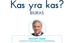 Parlamento Pirmininkas,14 jo pavaduotojų ir 5 kvestoriai sudaro Europos Parlamento biurą.
