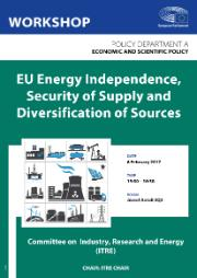 EU Energy Independence, Security of Supply and Diversification of Sources
