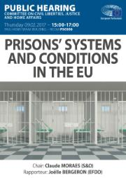 Prisons' systems and conditions in the EU