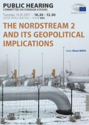 The Nordstream 2 and its geopolitical implications