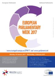 Interparliamentary week