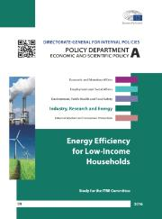Study PolDep A on Energy efficiency for Low-Income Households