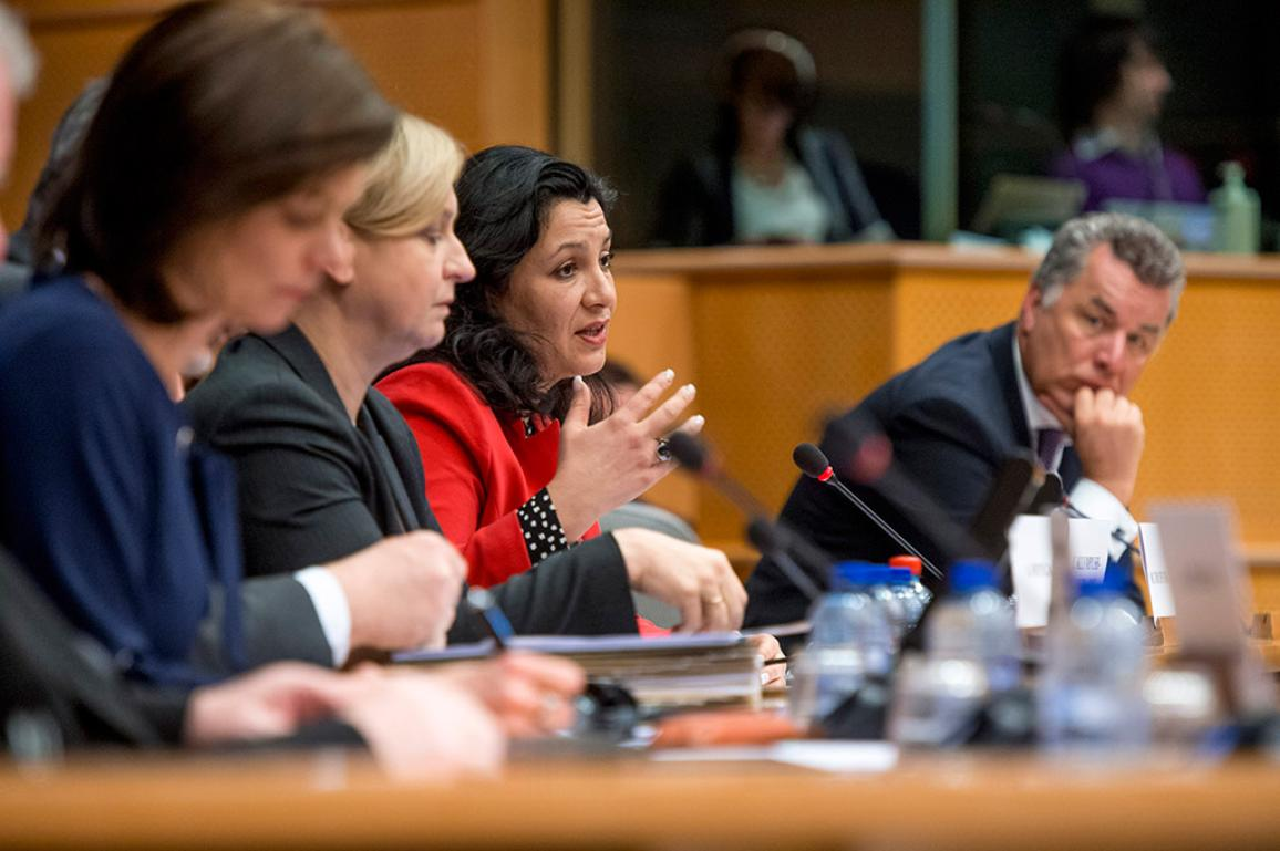 SEDE commission meeting - Deterioration of the security situation in the East of Ukraine, in particular around Avdiivka -with Deputy Prime Minister of Ukraine Ivanna Klympush-Tsintsadze