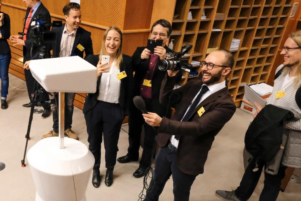 """Media seminar on """"European Law on Robotics"""""""