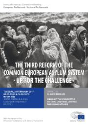 Third reform of the Common European Asylum System
