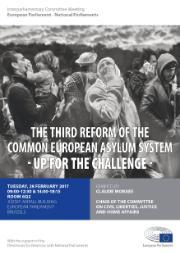 Third reform of the Common European Asylum System