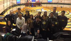 Estudiantes Master EFE
