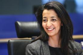 Karima DELLI - Chair of committee on Transport and Tourism