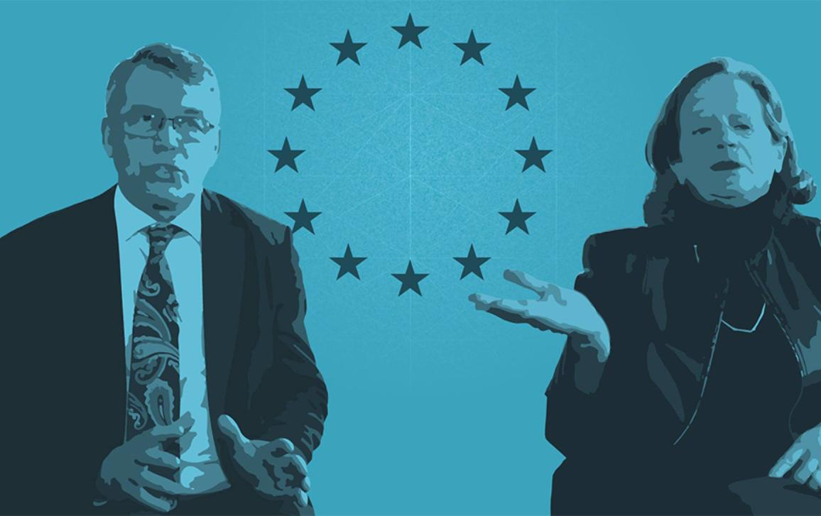 The Future of Europe : the Eurozone needs to muscle up (Pervenche Berès/Reimer Böge)