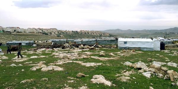 Kοινότητα Καν αλ Αχμάρ - Παλαιστίνη.