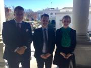 D-US bureau visit WDC