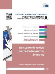 study on An economic review on the Collaborative Economy