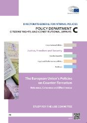The EU's policies on Counter-Terrorism