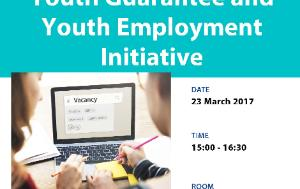 YOUTH GUARANTEE AND YOUTH EMPLOYMENT INITIATIVE: LESSONS FROM IMPLEMENTATION