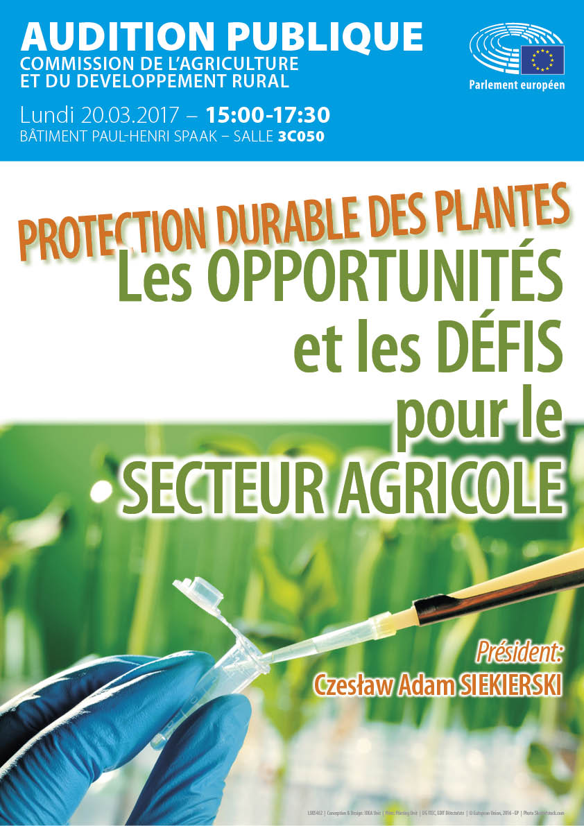 Protection durable des plantes