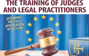 Workshop on judicial training