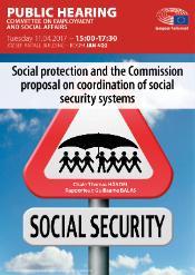 Hearing Social security