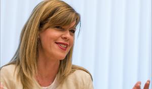 EP pranešėja Biljana Borzan