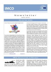 IMCO Newsletter - Issue 80
