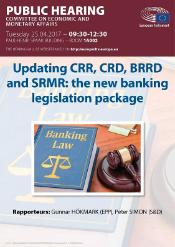 The new banking legislation package