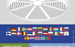 AFCO Interparliamentary Committee Meeting on 2 May 2017