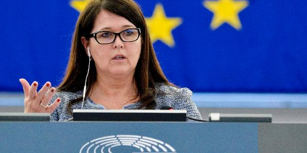MEP Ildikó Gáll-Pelczné