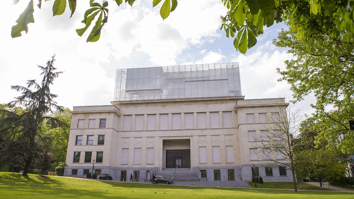 La Maison de l'histoire européenne: une histoire sans pareil.