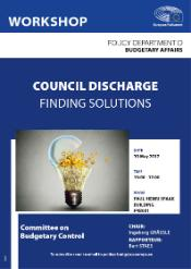 Workshop on Council Discharge