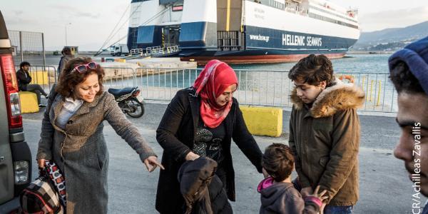 Debatte zur Umverteilung von Flüchtlingen | Aktuelles | Europäisches Parlament