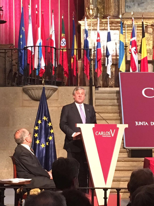Premio Carlos V_Tajani_72811