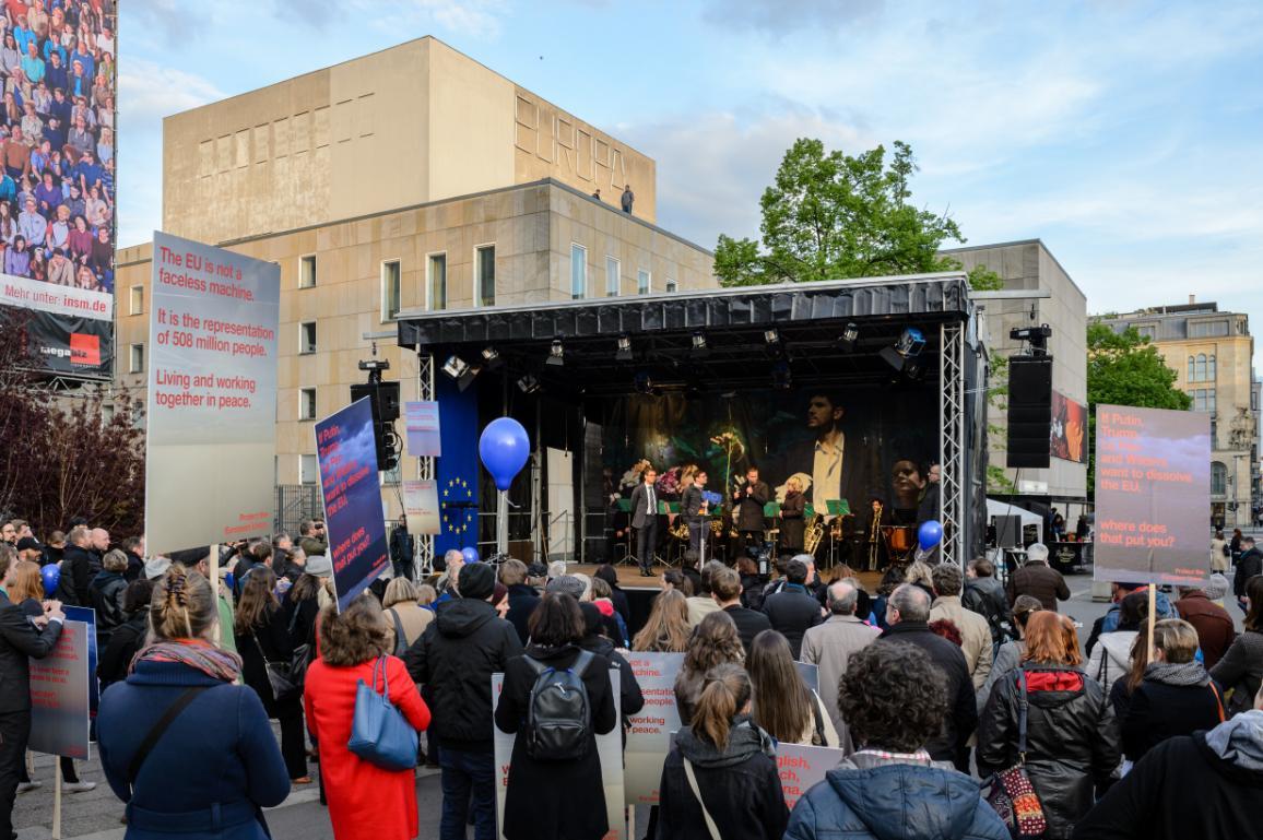 Europatag 2017 in Berlin
